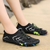 fashion woman 2021 unisex sneakers water shoes male aqua shoes beach five finger high quality athletic footwear for men women