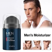 venzen men hyaluronic acid face cream deep moisturizing oil control day cream lift anti wrinkle firming shrink pores whitening