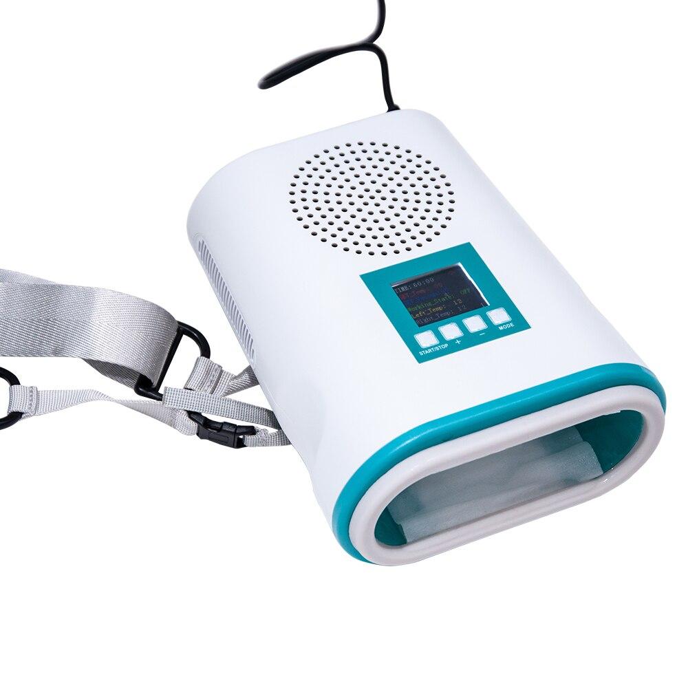 Nuevo diseño mini EQUIPO DE criolipólisis/máquina de adelgazamiento de cuerpo cryo/máquina portátil de congelación de grasa para pérdida de peso