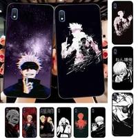fhnblj jujutsu kaisen anime phone case for samsung a30s 51 71 10 70 20 40 20s 31 10s a7 a8 2018