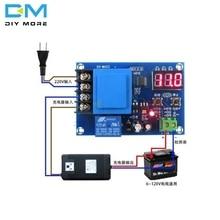 XH-M602 LED numérique CNC batterie au Lithium Charge contrôle de Charge Module dalimentation commutateur carte de Protection 3.7-120V