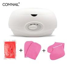 Paraffin Wax Heater Portable Therapy Bath Wax Warm Pot Flexible Heater With Gloves Beauty Salon Spa