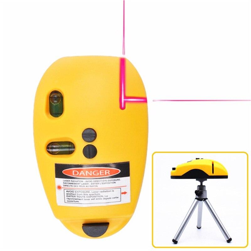 Лазерный инструмент с прямым углом, с треногой, мышкой, квадратный, 90 градусов, вертикальный инструмент с горизонтальной линией