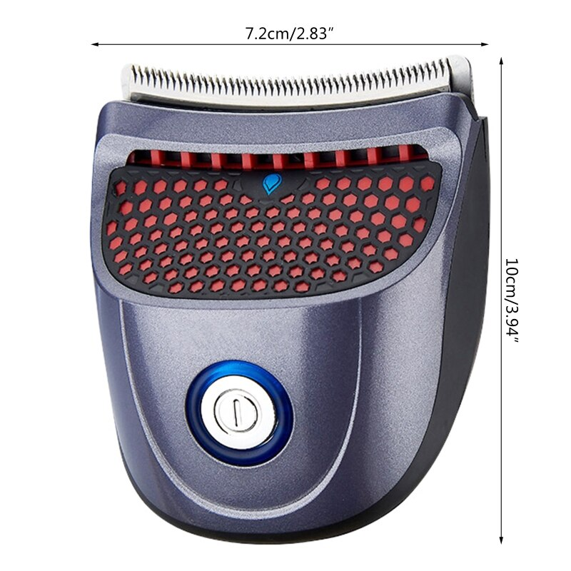 Professional Electric Hair Clippers Men Beard Trimmer Barber Grooming Kit USB Rechargeable Cordless Haircut Machine Cutting enlarge