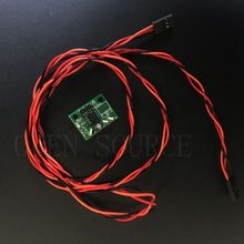 Mini differential IR height sensor for BLV 3d printer auto leveling & Duet WiFi DUET Exthernet Electronics, Duet Shield