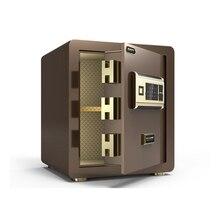 40cm Hause Strongarmer home safe codiert fingerprint elektronische lagerung schränke voller stahl haushalt wand strongbox 40x36x31cm