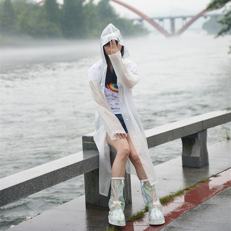 Abrigos de lluvia para mujer, Poncho chubasquero con capucha, abrigo de lluvia para hombre, capa de lluvia, toldo de Exteriores Randonnée, ropa de lluvia para mujer Q