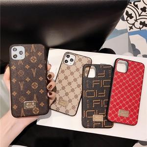 Роскошный брендовый Модный Блестящий милый чехол для телефона iphone 6 7 8 Plus X XR XS MAX, чехол для 2020, Новый чехол для iphone 12 11 Pro Max