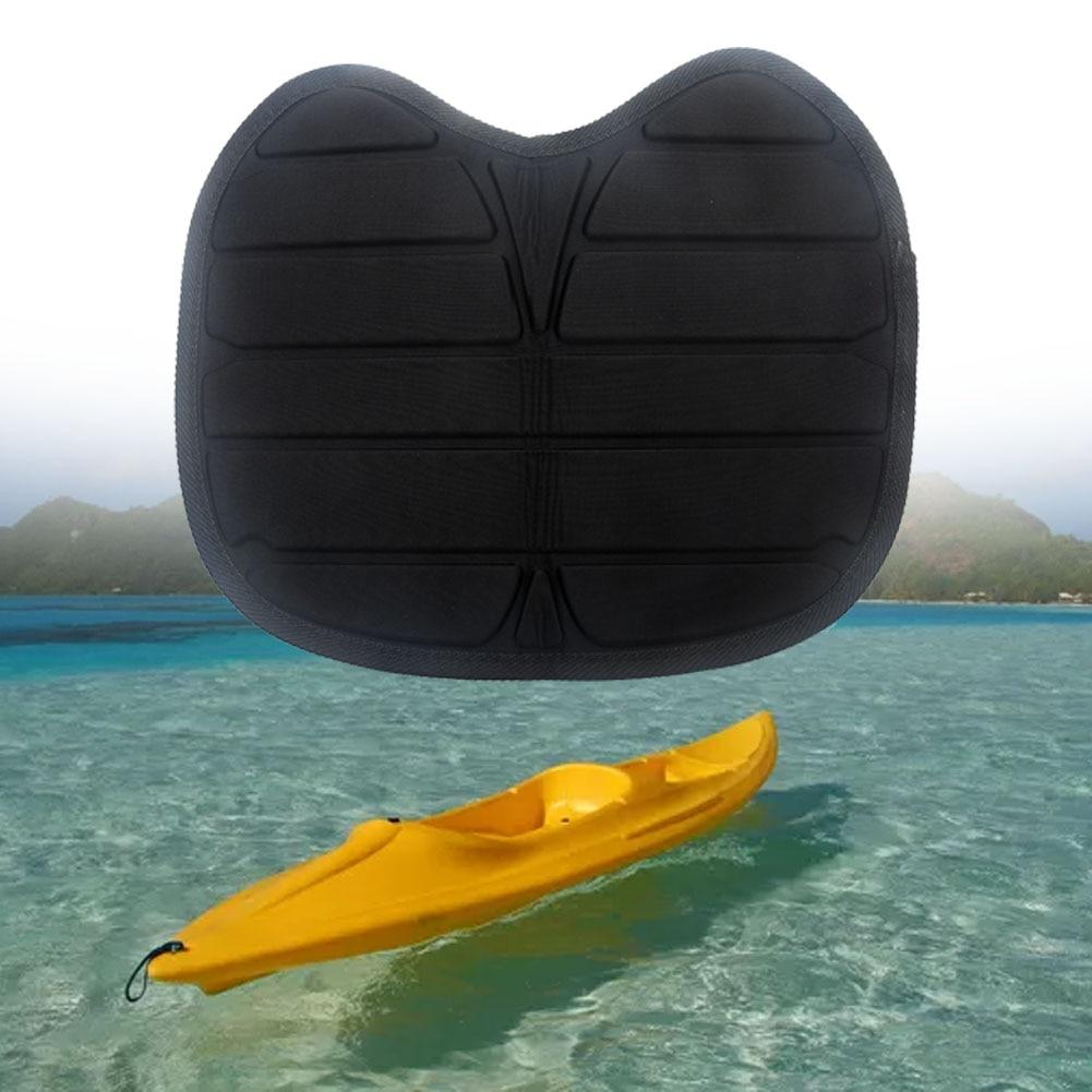 Almofada de pesca antiderrapante à prova dwaterproof água base travesseiro assento caiaque acessórios universal durável portátil barco acolchoado ao ar livre destacável