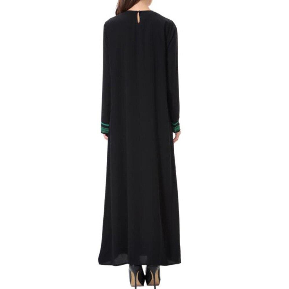 Kaftan Abaya Dubai Turkey Muslim Dress Women Fashion Eid Mubarak Caftan Marocain Islam Clothing Dresses For Women Robe Musulman