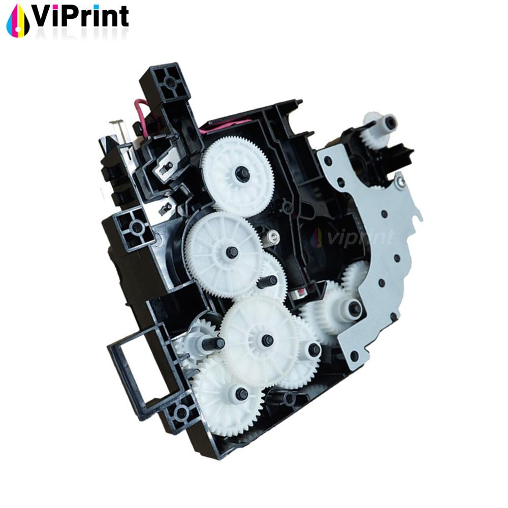 مجموعة تروس المحرك الرئيسي الكهربائية المستعملة لكونيكا مينولتا BH 195 215 235 226 246 كجم 7719 7723 قطع غيار ASSY
