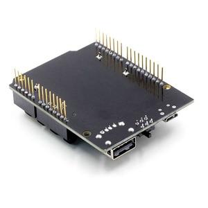 Battery Charging Board ESP8266 ESP32 Dual 16340 for Arduino  R3 Tool Accessories