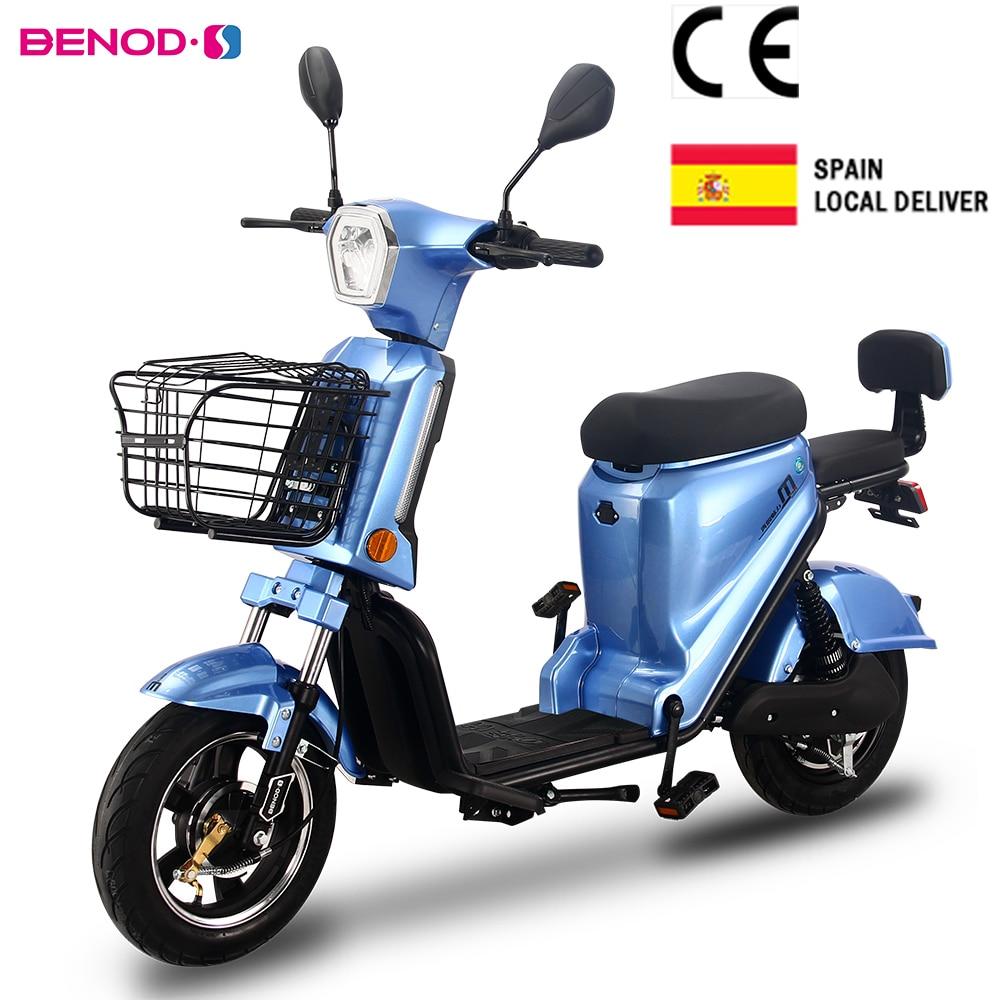 BENOD-سكوتر كهربائي عالي السرعة ، بطارية ليثيوم ، دراجة بخارية