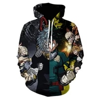 anime hoodie harajuku style mens and womens clothing clothes sweatshirt