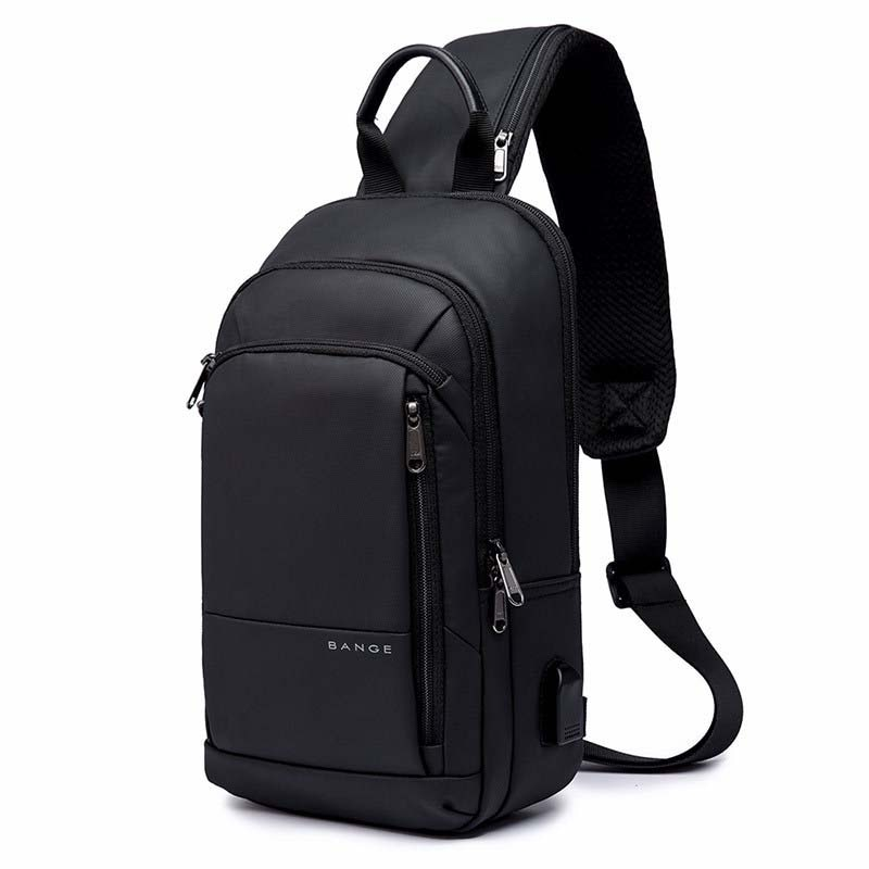 Multifunction Crossbody Bag for Men Anti-theft Shoulder Messenger Bags Male Waterproof USB Charging Short Trip Chest Bag Pack new multifunction crossbody bag for men anti theft shoulder messenger bags male waterproof short trip chest bag male bag