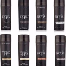 Women Men Natural Hair Root Cover Up Hair Thickening Building Fibers Hair Loss Concealer Spray 27.5g