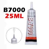 b7000 liquid glue 25ml strong adhesive upgrade multi function diy super shell rhinestone waterproof super glue universal upgrade