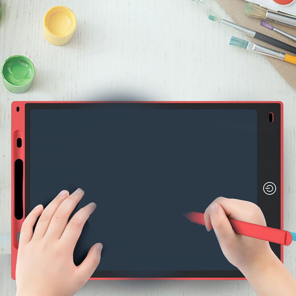 LCD Writing Tablet 8.5 Inch Digital Drawing Electronic Handwriting Pad Message Graphics Board Kids Writing Board Children Gifts недорого