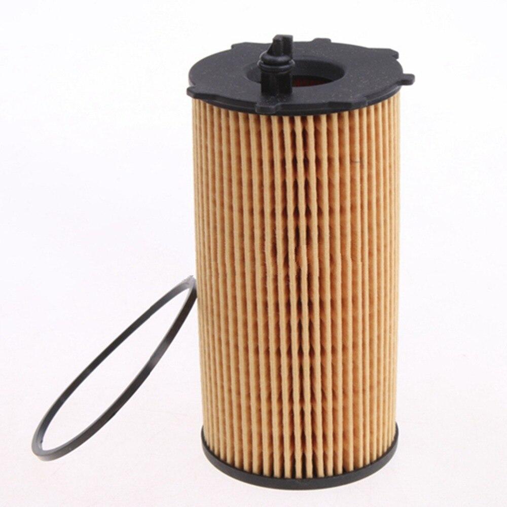 Filtro de aceite adecuado para JEEP Wrangler diesel 2014 2.8CRD DODGE NITRO 2,8. Para JEEP CHEROKEE WRANGLER 2,8 OEM68032204AB # RH116