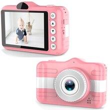 Child Camera Digital Camera 3.5 inch Cute Cartoon Camera Toys Children Birthday Gift 12MP 1080P Phot