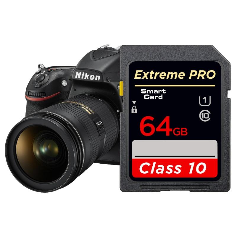 SD Card 8GB 16GB 32GB High speed Class 10 Memory 64GB 128GB 256GB carte sd SDHC/SDXC Flash usb stick sdcards For Camera