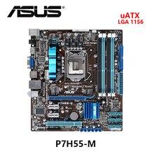 ASUS P7H55-M Intel H55 uATX carte mère carte mère prise LGA 1156 mSATA