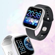 Y68 D20 Blood Pressure Heart Rate Smart Wristband IP68 Waterproof Fitness Tracker Sport Smartwatch for men women Y68 Smart Watch