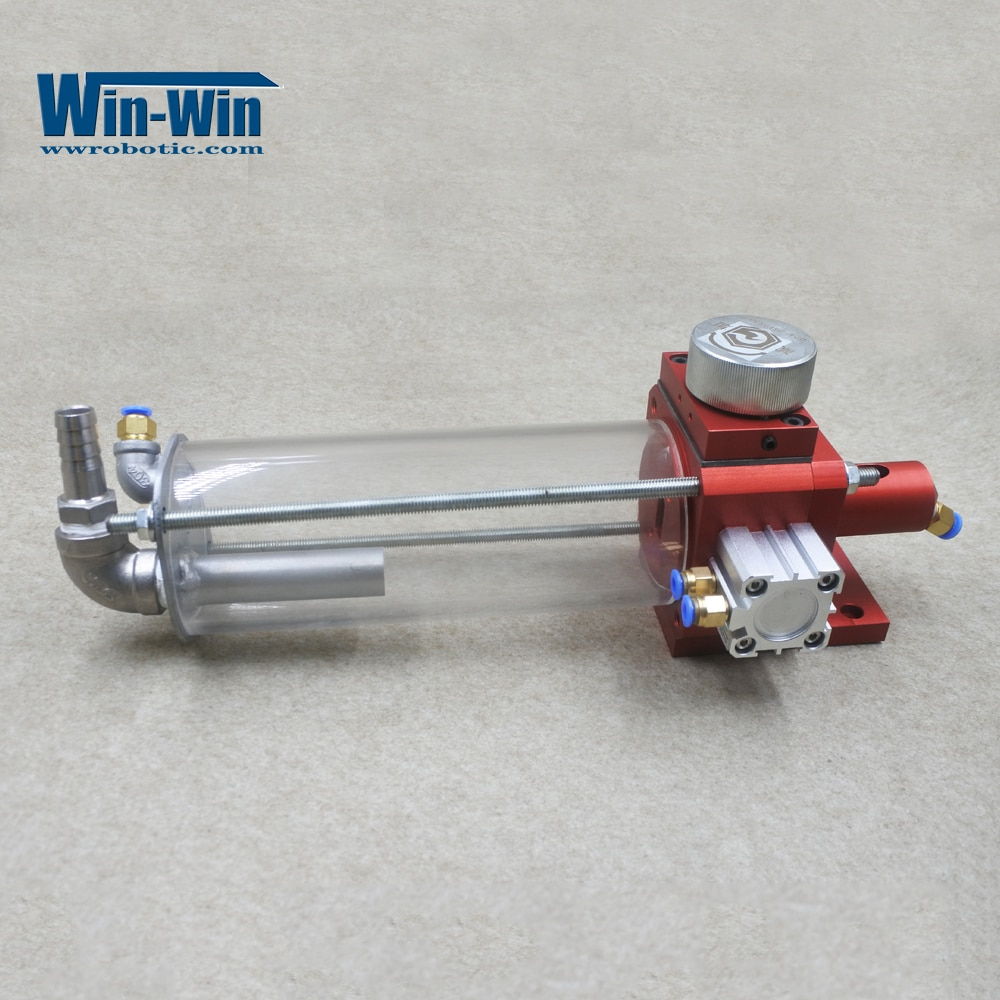 CNC Water Jet Spare Parts  Abrasive Regulator suit for Any Brand/Abrasive Feed Rate Controller enlarge