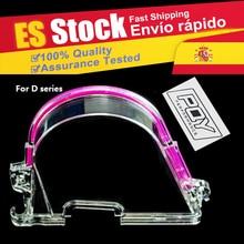 Top One Clear Cam 기어 커버 타이밍 벨트 커버 Honda 96-00 EK 용 터보 캠 풀리 PQY 스티커 JR6337
