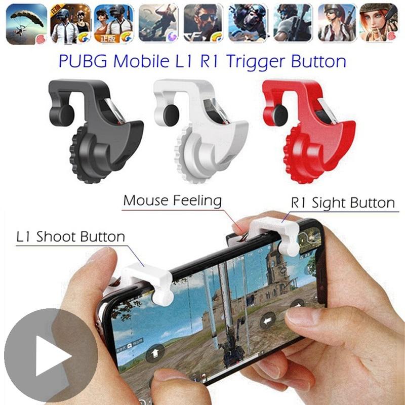 Controlador L1 R1 L1R1 Pubg, mando para Gamepad, Mando para juegos, mando para móvil, teléfono móvil, Android, iPhone, Control, teléfono móvil