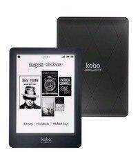 eBook Reader Kobo glo libros N613 Touch e-ink 6 inch 1024x768 Front-light WiFi books kobo glo hd eReader