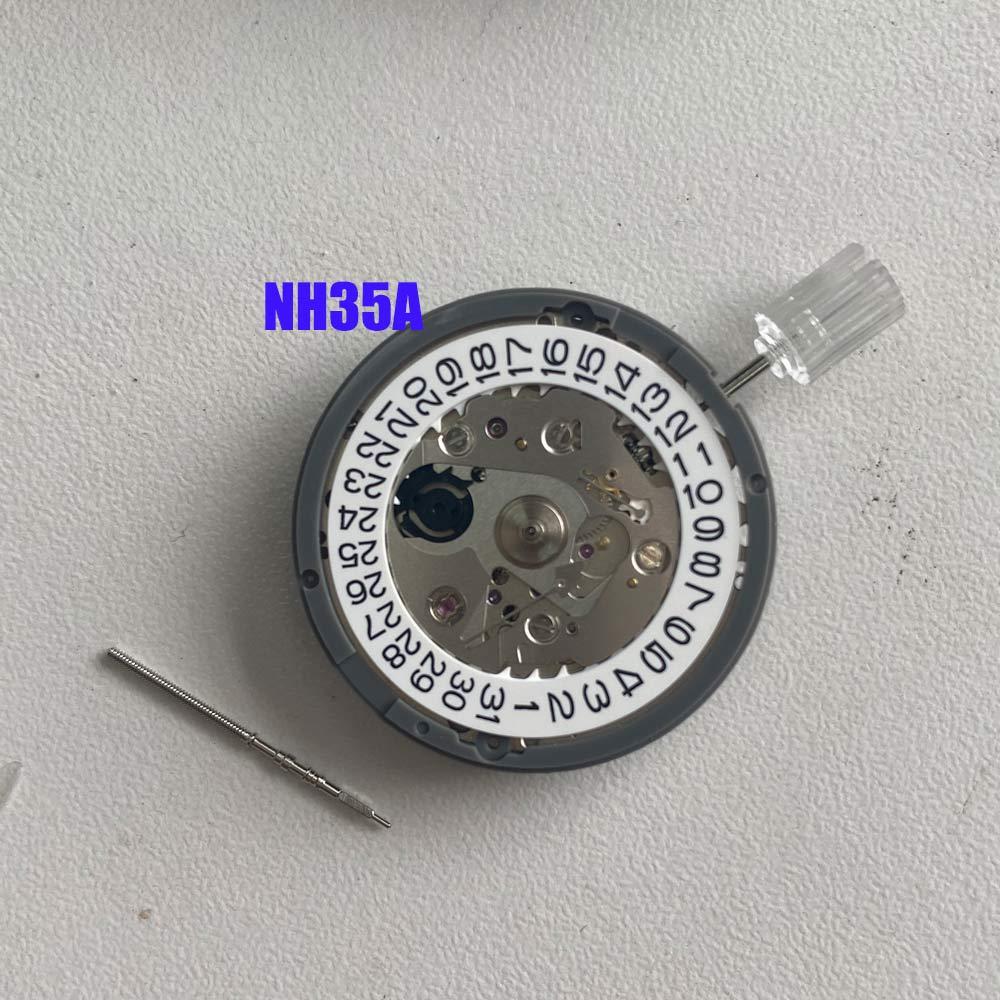 NH35 عالية الدقة التلقائي ساعة ميكانيكية ساعة المعصم حركة أداة إصلاح مجموعة 002