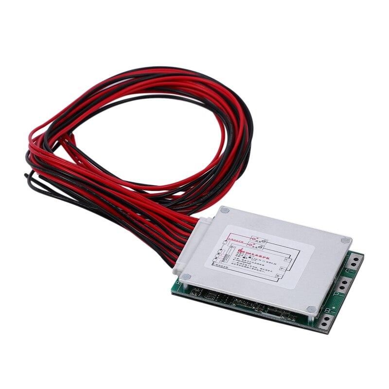 Акция-16 S 60V 35A литий-ионный аккумулятор 18650 BMS Щит защиты печатной платы с балансом для электровелосипеда EScooter