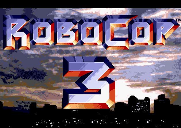 Robocop 3 16 poco tarjeta de juego MD para Sega Mega Drive para Génesis