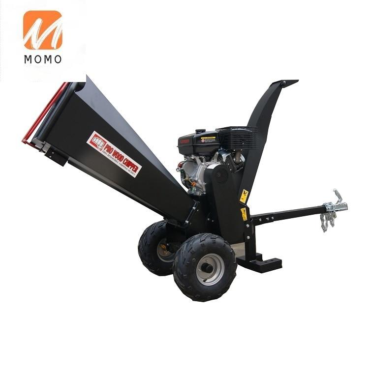 15HP gasoline wood chipper