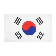 Johnin 90X150Cm Kor Kr Zuid-korea Vlag