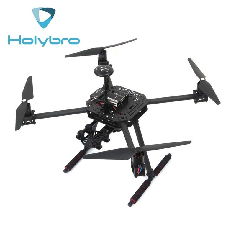 Holybro X500 Pixhawk 4 Mini 500mm de distancia entre ejes Combo 2216 880KV Motor 1045 hélice Kit de marco para RC FPV Racing Drone Quadcopter