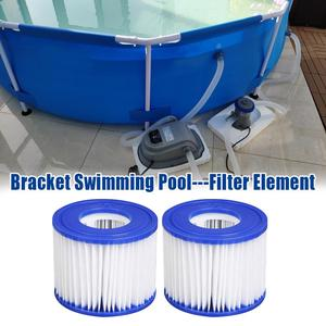 Number I Inflatable Swimming Pool Filter Easy Installation Efficient Filter for Tube Pool Cleaning 40P