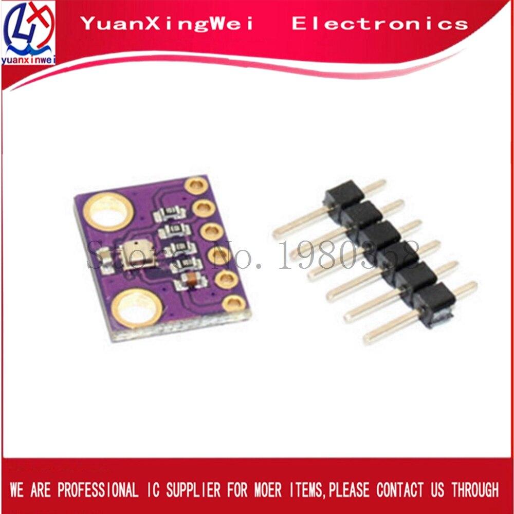 1,8-5 V GY-BME280/GY-BME280-3.3 altímetro de precisión presión atmosférica BME280 Módulo sensor