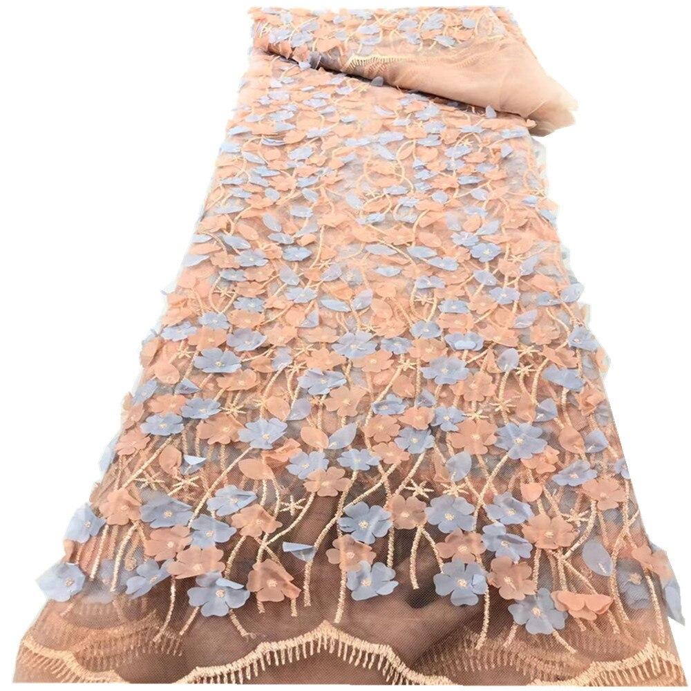 Мягкий нигерийское кружево с блестками ткани 2021 высокое качество кружева африканских кружева, фабричное производство, для украшения сваде...