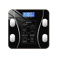 smart scale with wireless connection body weight and body weight bmi body fat muscle mass water weight battery type