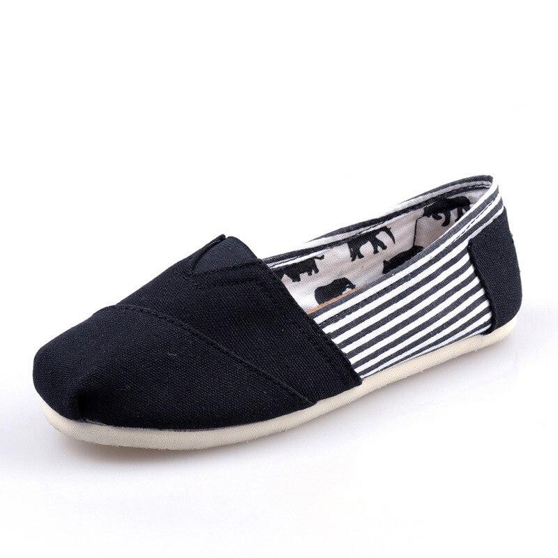 Plus Size Unisex Comfortable Canvas Shoes Spring Summer Fell Casual Breathable Men/women Espadrilles