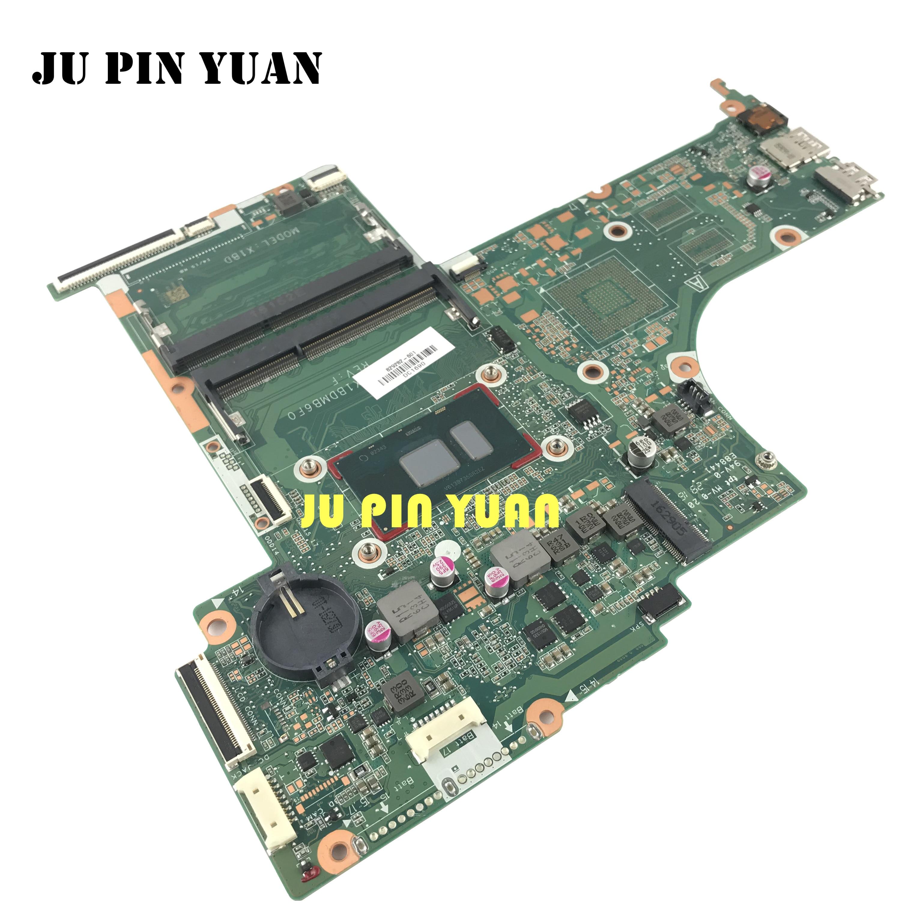 ل HP جناح 17-G 17T-G 17-G167CL اللوحة المحمول 829282-601 829282-501 829282-001 DAX1BDMB6F0 مع i7-6500u اختبار بالكامل