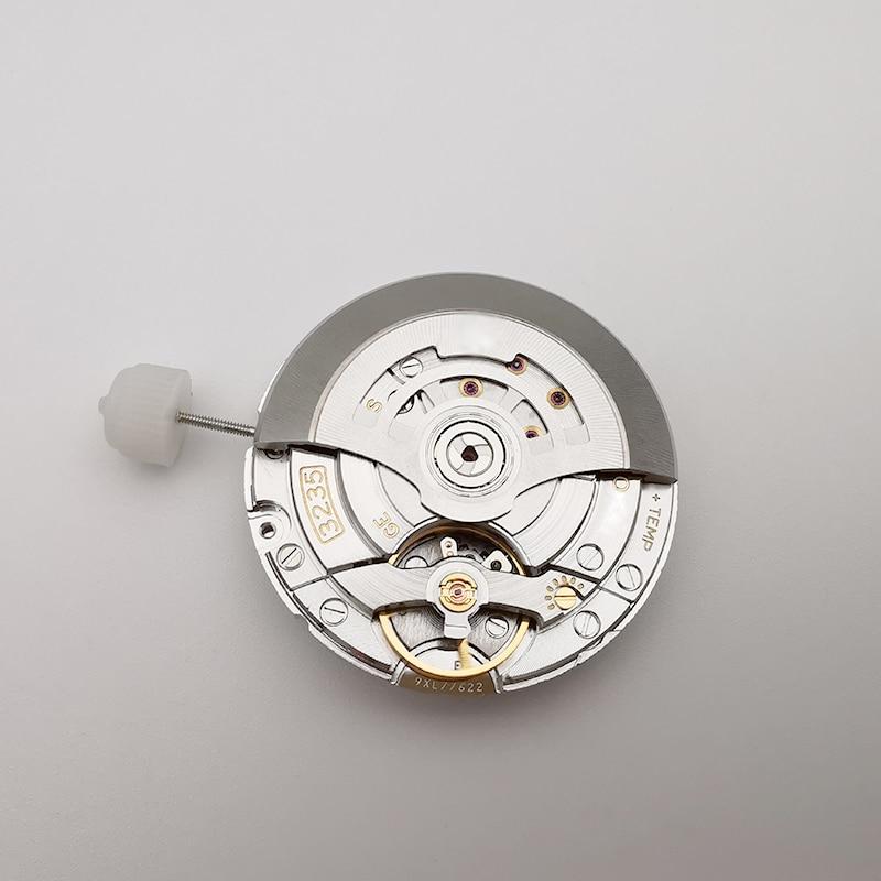 الصين 3235 الحركة الميكانيكية محفورة متوافق مع 3235 أعلى جودة للرجال ساعات أوتوماتيكية 41 مللي متر طاقم الغواصة Datejust