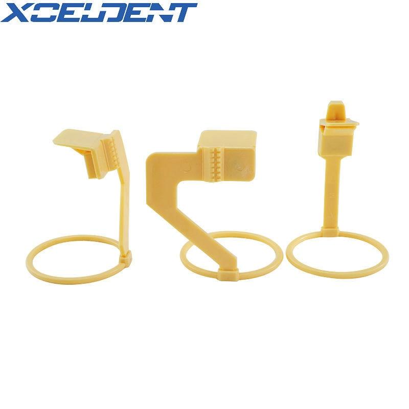 3pcs/ set Dental Digital X-ray Film Positioning System Sensor Positioner Holder Locator Dentist Product Plastic Material