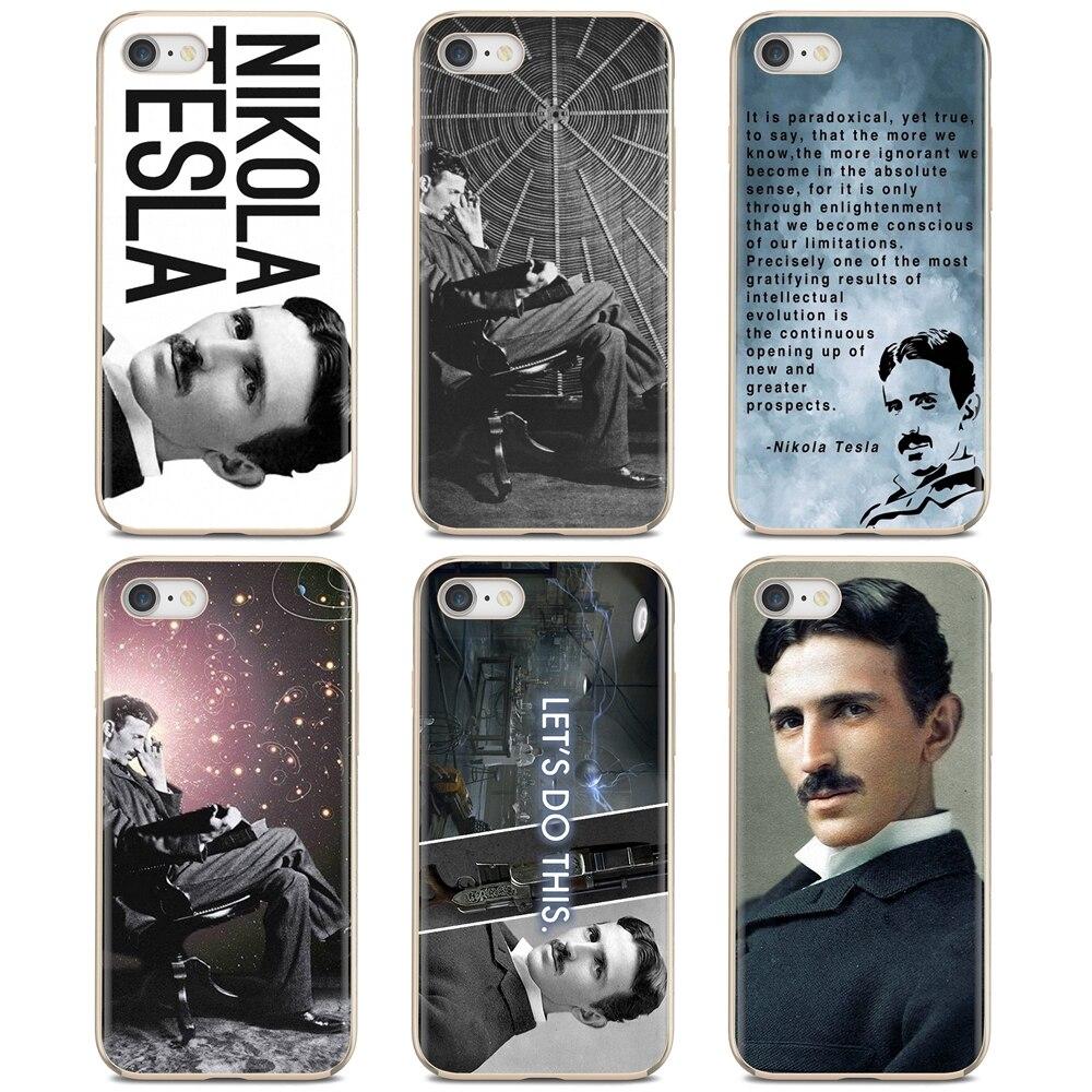 Buy Silicone Phone Case The Secrets About Nikola Tesla For Xiaomi Redmi 4A 7A S2 Note 8 3 3S 4 4X 5 Plus 6 7 6A Pro Pocophone F1