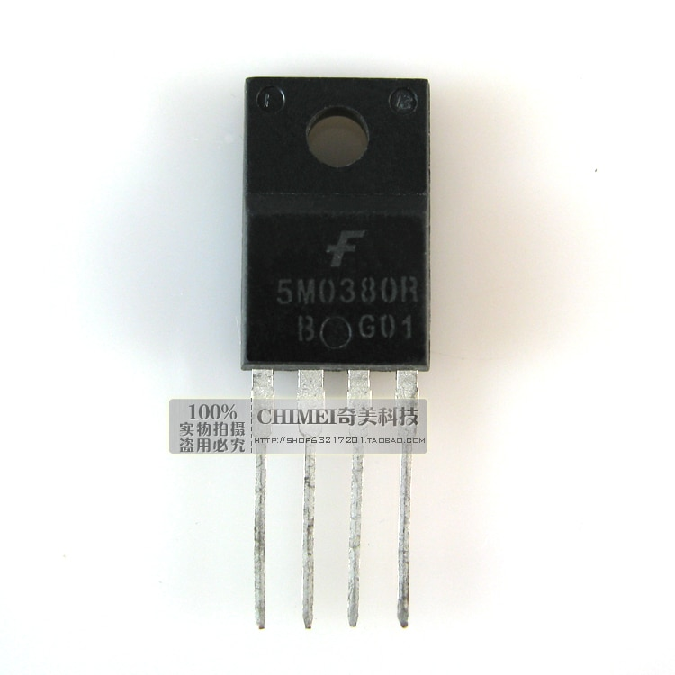 Free Delivery. 5 m0380r LCD power management IC chip power switch module