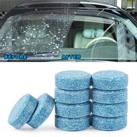 10x car wiper tablet window glass cleaning cleaner accessories for kia rio k2 ceed sportage sorento cerato armrest soul picanto