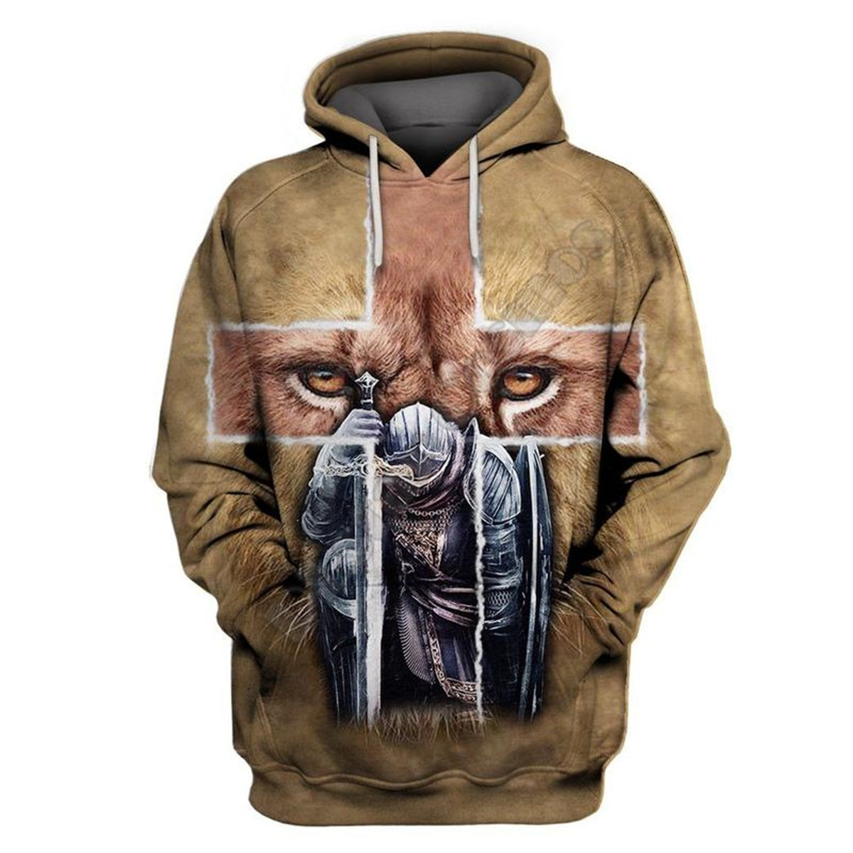 Knight Templar Armor 3D All Over Printed Hoodies Fashion Pullover Men For Women Sweatshirts Sweater Cosplay Costumes 14