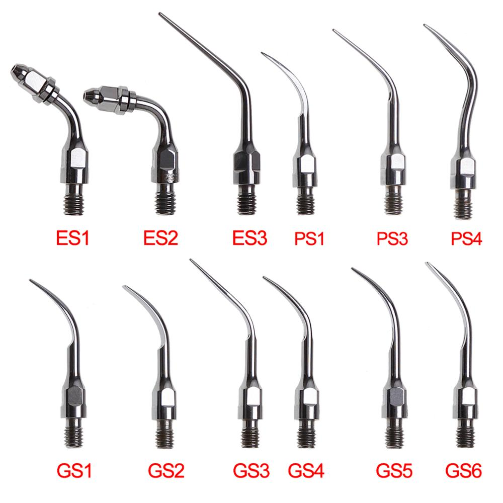 dental endo perio scaling tips for ems ultrasonic scaler handpiece 10Pcs Skysea Dental Ultrasonic Inserts Scaler Endo Perio Tip Fit Sinora CE Certified 12Types